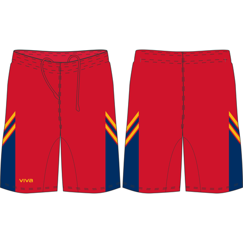 Basketball SA & SA Metro Players Shorts