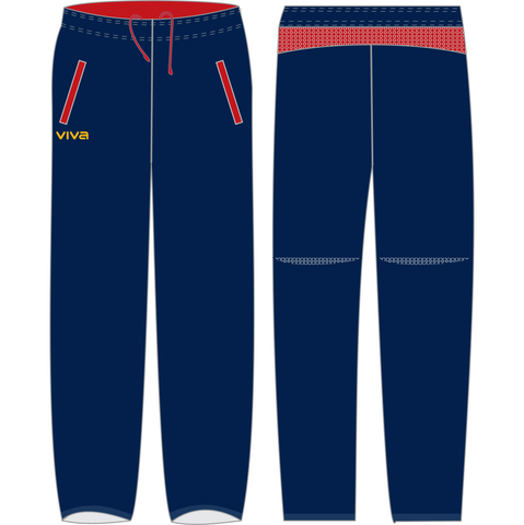 Basketball SA & SA Metro Players Tracksuit Pants