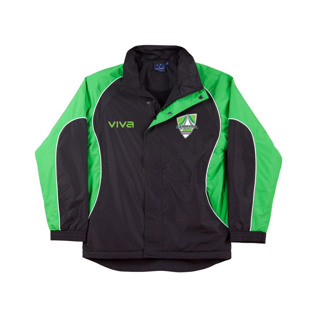 Canberra United Academy Supporters Arena Jacket