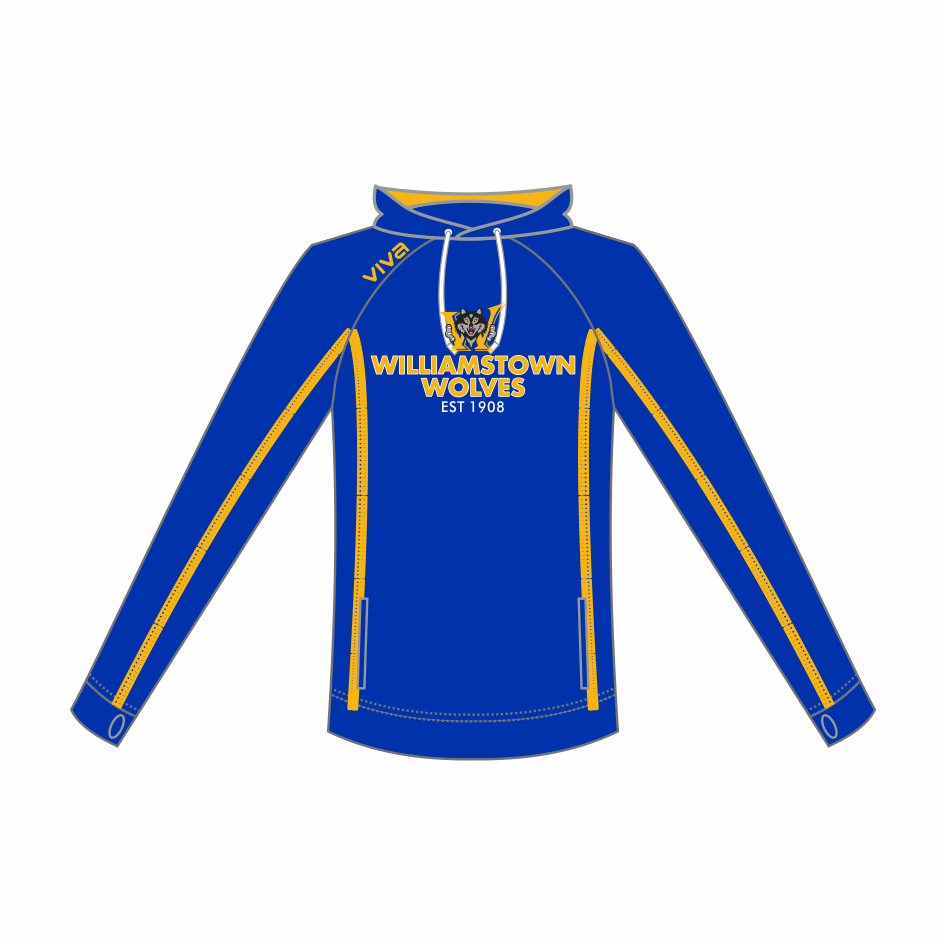 Williamstown Wolves - Hoodie