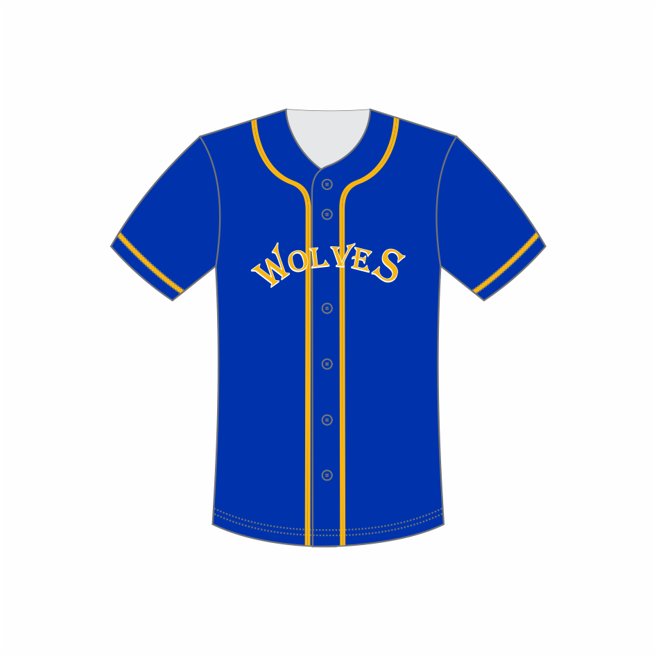 Williamstown Wolves - Senior Jersey
