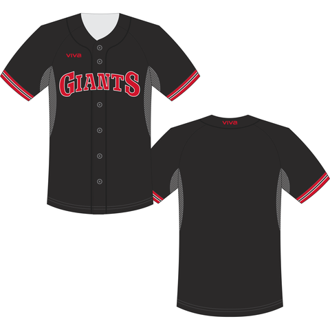 Greenway Giants - Baseball Jersey