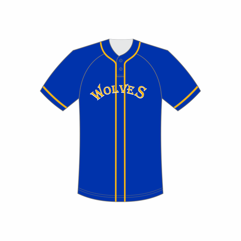 Williamstown Wolves - Junior (BP) Jersey