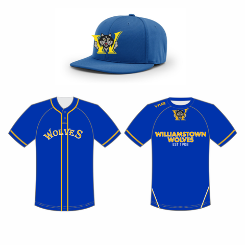 Williamstown Wolves - Junior Wolves Package