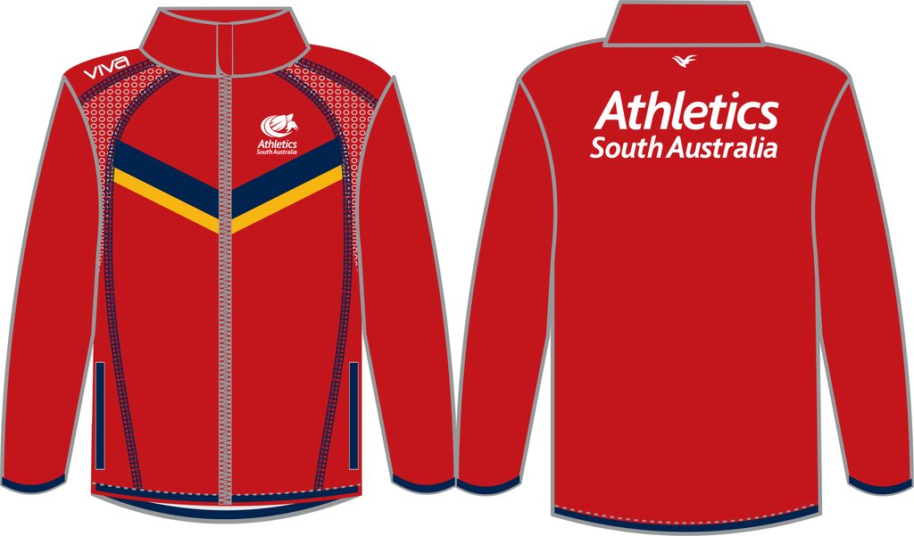 Athletics SA - Pro Elite Track Jacket