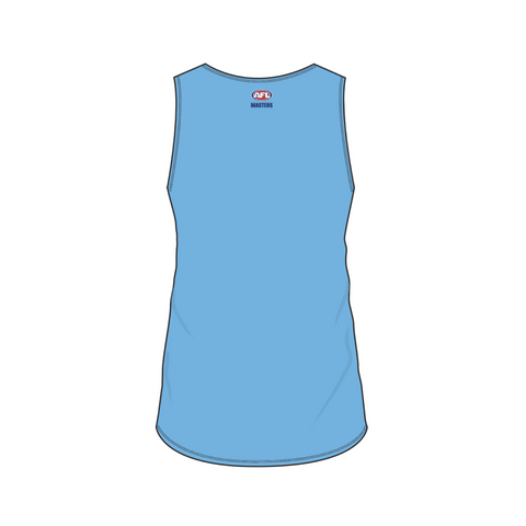 CUT AND SEW  SINGLET WOMEN - AFL masters Townsville 2019