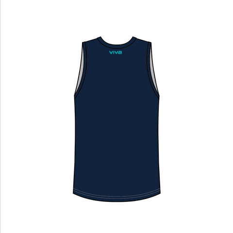 SUBLIMATED SINGLET 2 - AFL masters Townsville 2019
