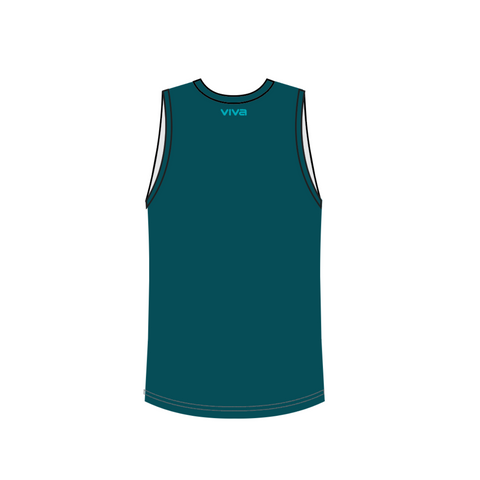 SUBLIMATED SINGLET 1 - AFL masters Townsville 2019