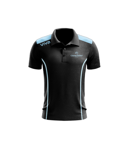 CIARON MAHER RACING - DRY FIT WOMEN'S POLO WITH NAME