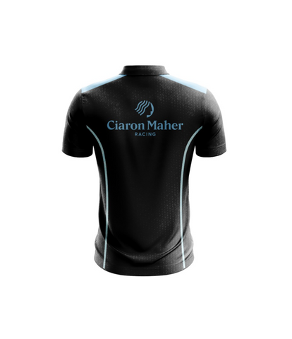 CIARON MAHER RACING - DRY FIT MEN'S POLO