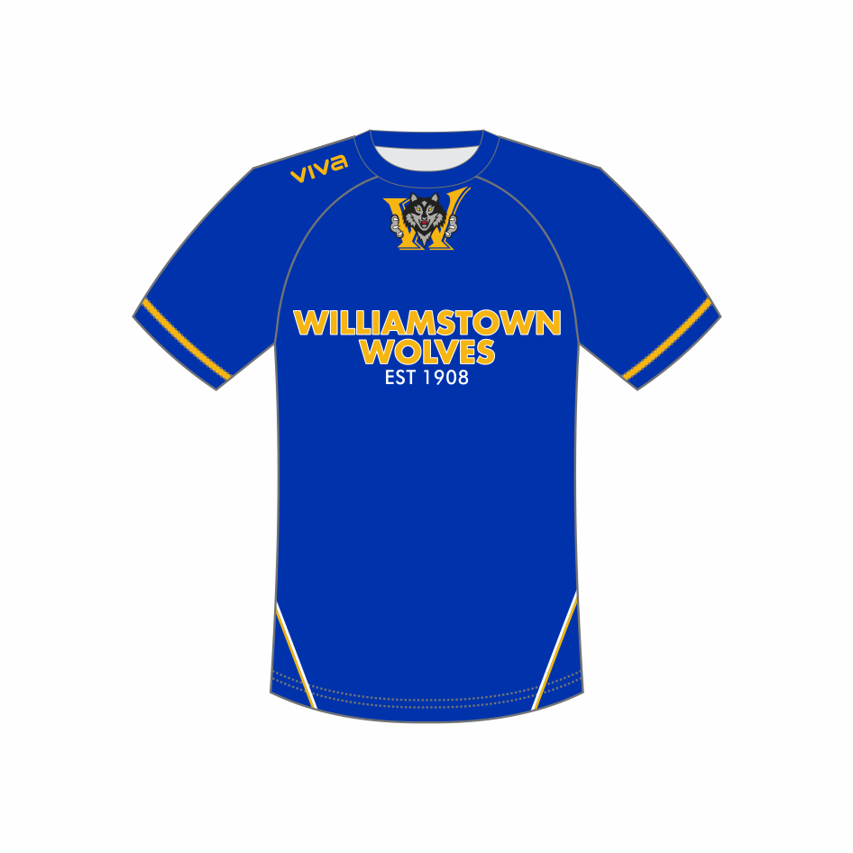 Williamstown Wolves - Undershirt