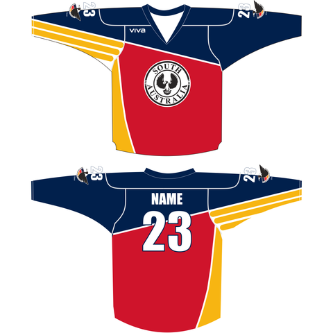 Skate SA - Inline Hockey - Player Jersey