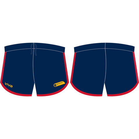 Basketball SA & SA Metro State Team Womens Casual Short