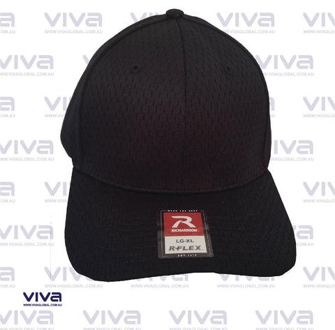 SOLID NAVY RICHARDSON CAP