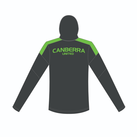 CANBERRA UNITED RAIN JACKET