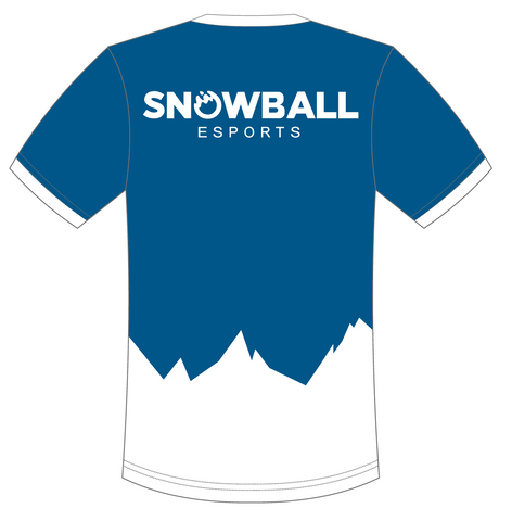 Snowball Esports Playing Jersey