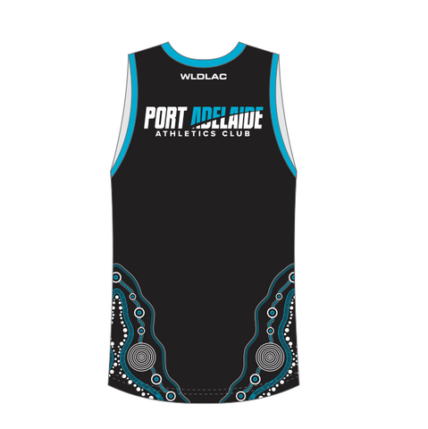 PAAC COMPETITION SINGLET MENS WOMENS