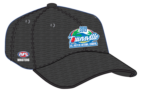BASEBALL CAPS - AFL masters Townsville 2019