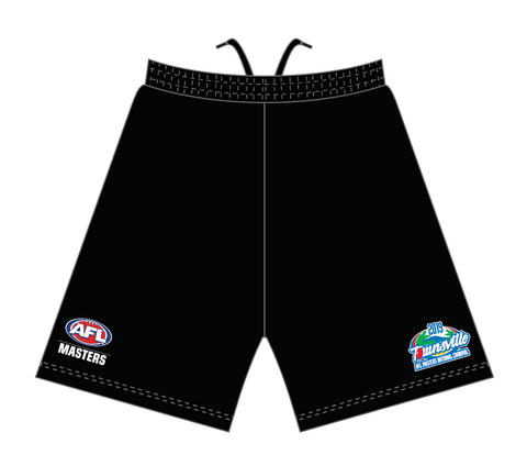 SHORTS - AFL masters Townsville 2019