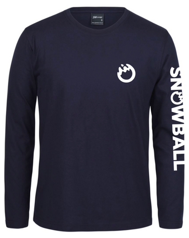 Snowball Esports Long Sleeve Tee