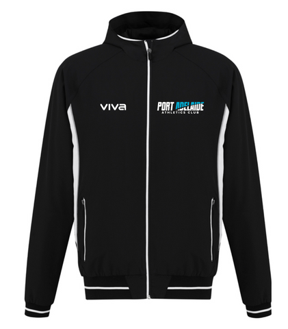 JUNIOR PAAC CLUB WARM UP JACKET