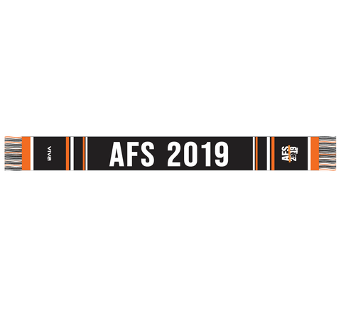 AFS Shepparton 2019 Cup - Knitted Scarf