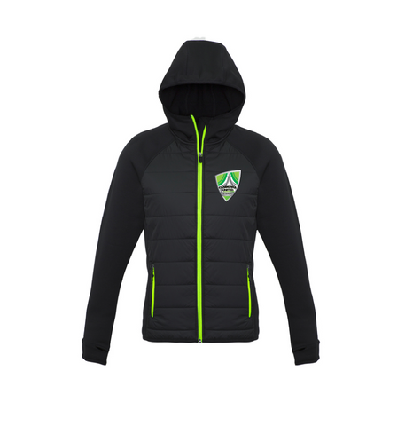 CANBERRA UNITED WOMENS BIZ STEALTH JACKET