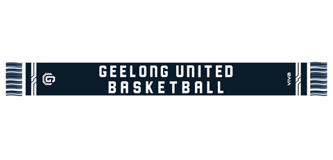 GEELONG UNITED BASKETBALL - SCARF