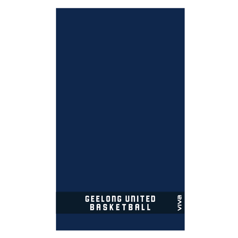 GEELONG UNITED BASKETBALL - TOWEL
