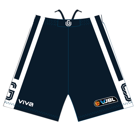 GEELONG UNITED BASKETBALL - VJBL PLAYING SHORTS - BOYS/MEN