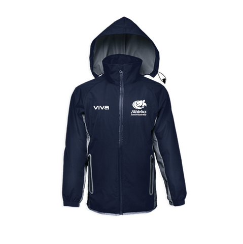 ATHLETICS SA WET WEATHER JACKET