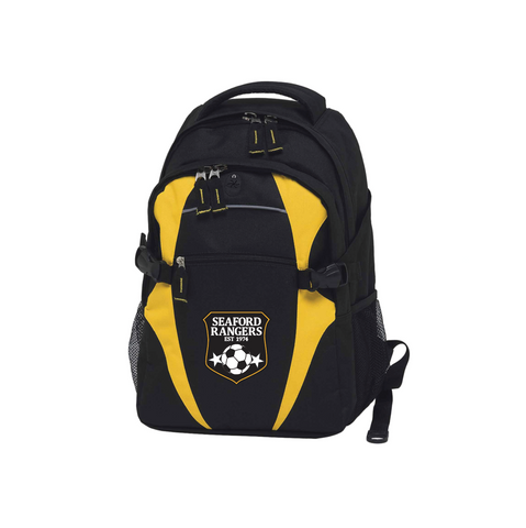SEAFORD RANGERS FC BACK PACK
