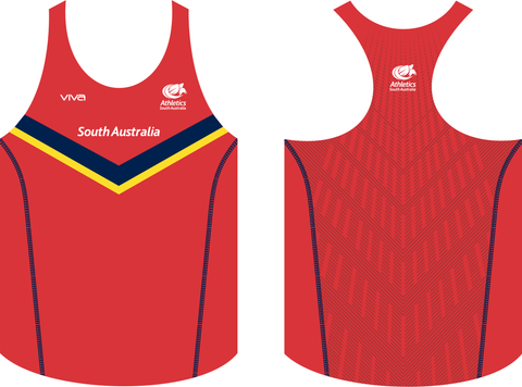 Athletics SA Pro Elite Singlet