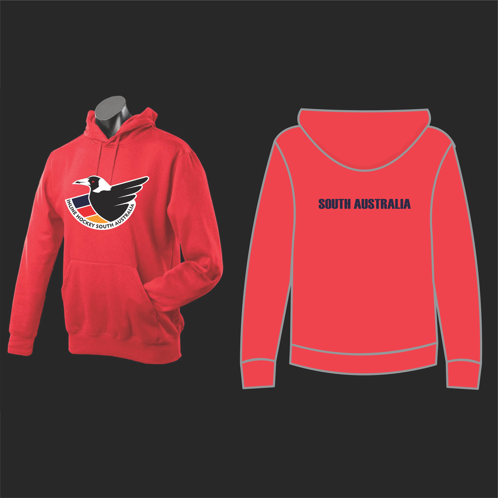Skate SA - Inline Hockey - Supporter Hooded Sweat