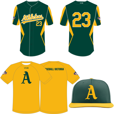 Baseball Victoria - Athletics All Stars