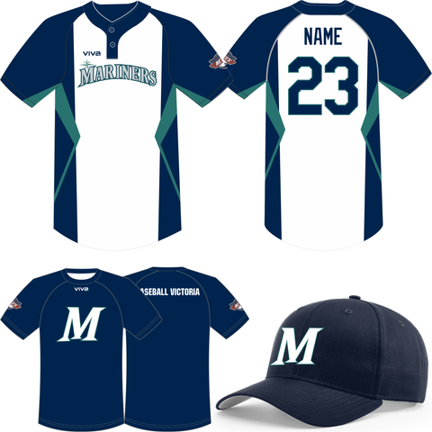 Baseball Victoria - Mariners Charter Development Team
