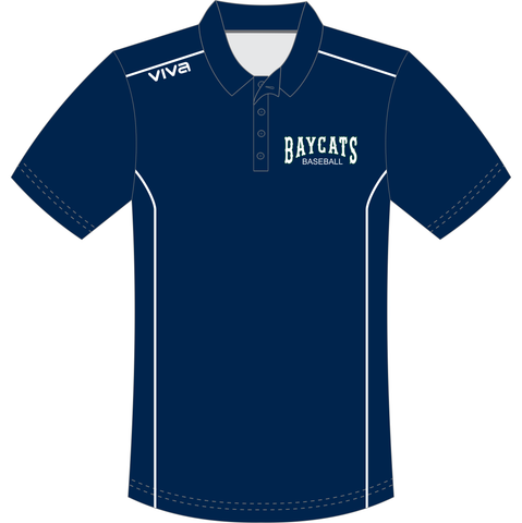 Geelong Baycats Baseball Club - Polo Shirt