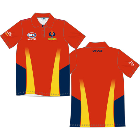 SA MASTERS SUBLIMATED POLO