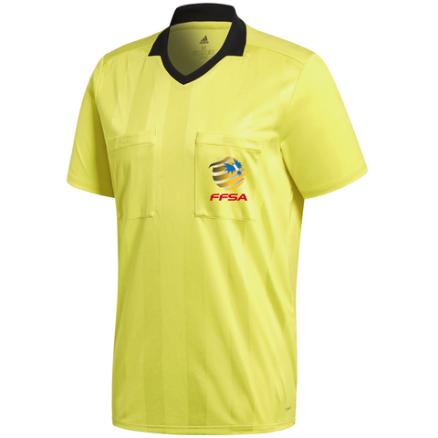 FFSA Referees - Yellow Jersey