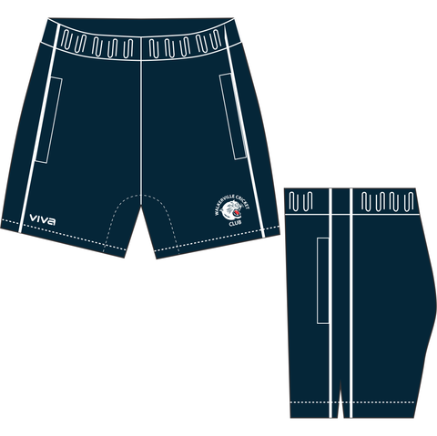 Walkerville Cricket Club - Training Shorts - Juniors