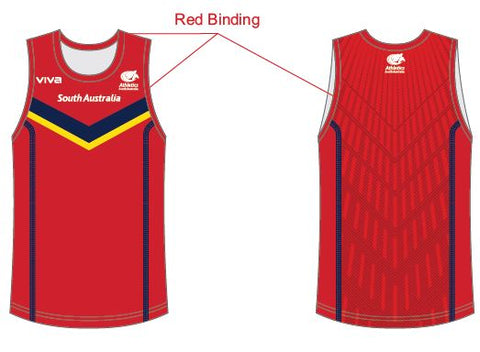 Athletics SA Junior Elite Singlet