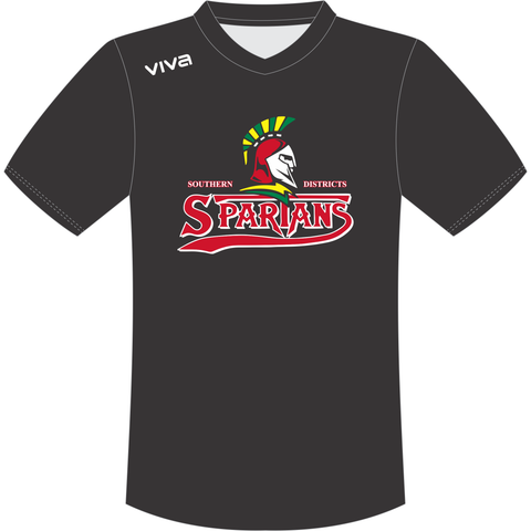 Southern Districts Spartans Basketball Association - Short Sleeve T-Shirt