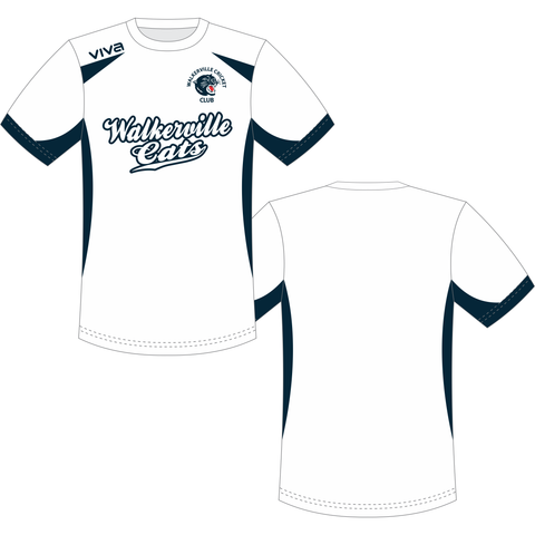 Walkerville Cricket Club - Training T-Shirt - Juniors