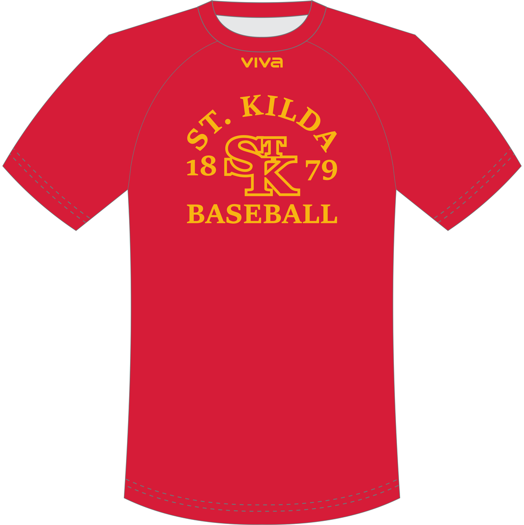 St Kilda Baseball Club - Undershirt
