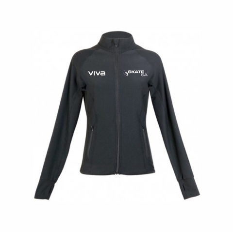 Skate SA State Athlete Artistic Warmup Jacket
