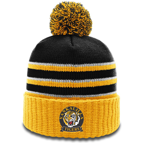 Yankalilla Football Club - Pom Beanie