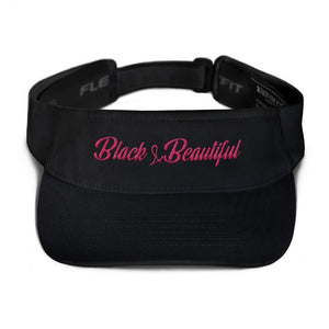 Black and Beautiful - Visor