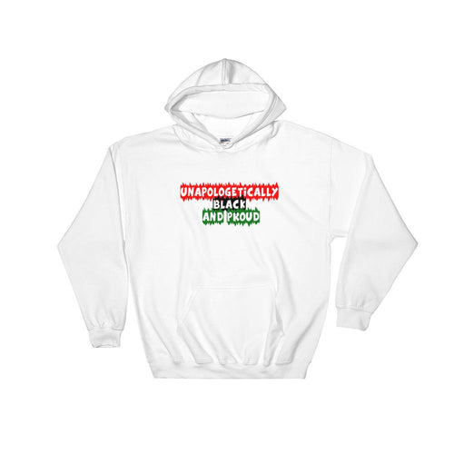Unapologetically Black and Proud - Mens Hoodie