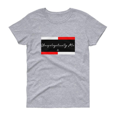 Unapologetically Me - Women's short sleeve t-shirt