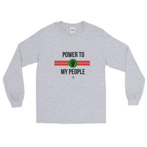 Power To My People - Long Sleeve T-Shirt
